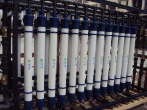 A mistura de água e ar de membrana de ultrafiltragem pré-tratamento de economia de 4''