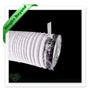Ar Condicionado Combi Alu de PVC resistente a incêndio duto flexível