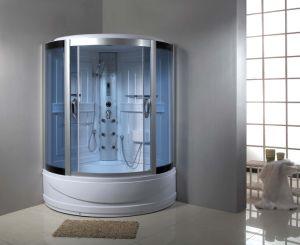 Baño con ducha / cabina de ducha/baño de vapor (HX-8011)