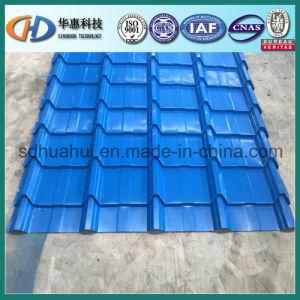 Lamiera di acciaio ondulata per tetto! Acciaio fatto della Cina