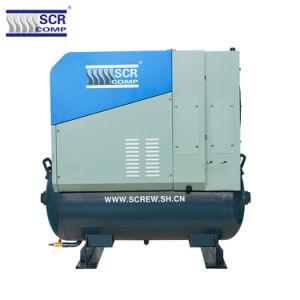 Inversor de 10 CV 7,5 Kw rotativo magnético permanente el compresor de aire (RCS10H2)
