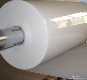 Couleur Noir et blanc opaque en PVC Rigide Fabricant de feuille