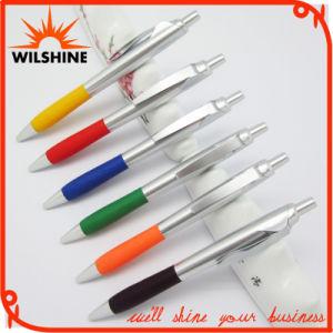 새로운 주문 로고 선전용 플라스틱 공 점 펜 (BP1202S)