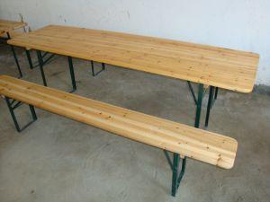 もみWood Outdoor Beer Table Sets、Beer TableおよびBences