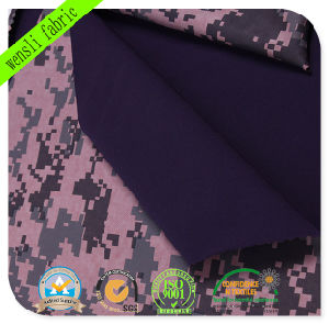 TPU Bondedの印刷Checked Poly Fabrics