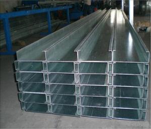 Matériaux de construction C Panne/Galvanzied Forme C PANNE