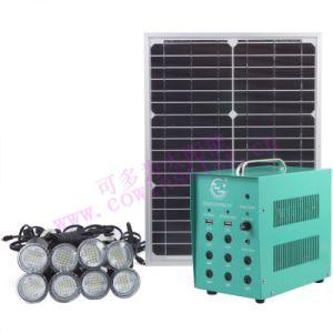 Kit de Luz de energia solar (CS--6040 SLK)