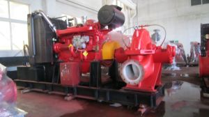Bomba de combate a incêndio a diesel com certificados CE