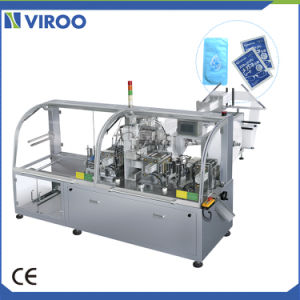 Tissu humide machine de conditionnement (VPD250)