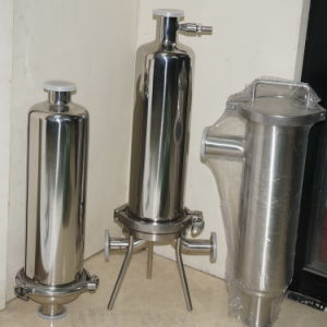 Filter Water System를 위한 스테인리스 Steel Pipe Filter