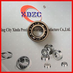Xdzc tipo abierto 6205 Rodamiento de bolas de ranura profunda 25x52x15mm