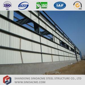 La luz de la estructura de acero fabricadas por Sinoacme Edificio Taller