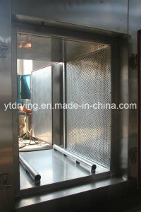 Dmhの両開きドアの乾燥した殺菌のオーブン