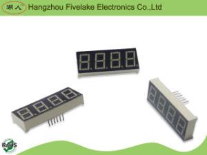 Afficheur LED de segment du chiffre sept de quarte de 0.56 pouce (WD05641-A/B)