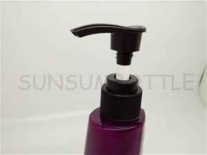 ペットプラスチックタイプおよびスキンケアのクリームの使用のプラスチックびん