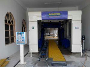 Túnel totalmente automática tipo arruela de carro fornecedor da máquina na China