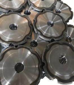 Personalización de procesamiento High-Precision gran cadena de rodillos de cinta transportadora de paso de rueda dentada de la industria