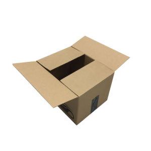 Resistente à água Bonitinha 5kg movendo caixas de papelão ondulado de embalagem de envio