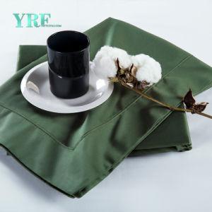 寝具の一定の贅沢な羽毛布団カバーは100綿をセットする