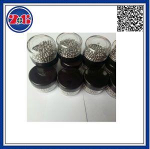 5mm rolamentos de esferas de aço inoxidável esfera no Estilingue Catapulta