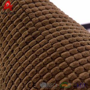 新しいデザイン卸売のカスタム正方形の明白なコーデュロイの枕