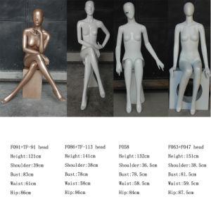 Stehende Schal-Bildschirmanzeige-weiblicher Mannequin-Großverkauf