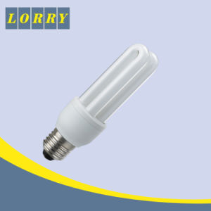 Lámpara de ahorro de energía de 2U CFL 5W/7W/9W/11W/13W/14W/18W Bombilla de la energía