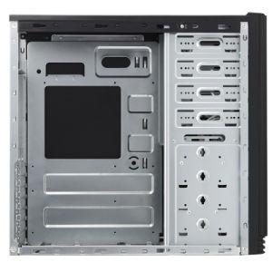 Hiddne CD-ROM 문, 최고 USB 포트를 가진 컴퓨터 상자