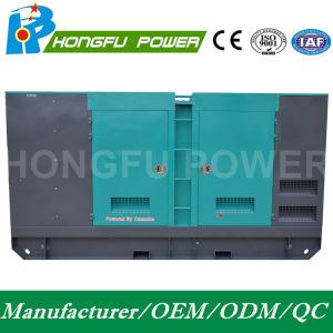 180kw 225kVA générateurs diesel Cummins Set Hongfu Utilisation des terres de la marque