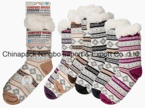 Chaussettes de coton chaussettes en laine Chaussettes Legging Chaussettes de plancher