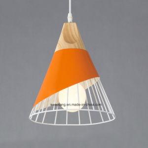 Sechs Farben für das Hängen der hängenden Lampe dekorativ