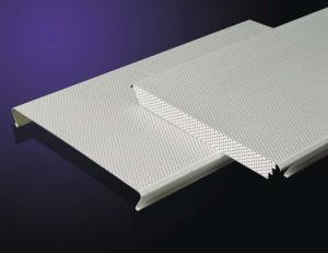 Les matériaux de construction Moisture-Proof de faux plafond en forme de dessins ou modèles S