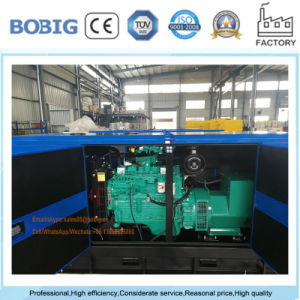 100kwブラシレスブランドのWeichaiの製造業者の生成からのディーゼル発電機セットへの15kw