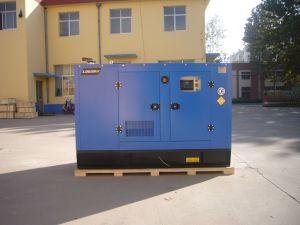 Type de silencieux 50kw Groupe électrogène Diesel pour le marché de l'Argentine