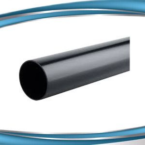 Tubo dell'impalcatura con il forte tubo d'acciaio nero saldato A53 di precisione di capienza di caricamento nella costruzione