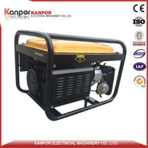 2800W 2.8KW 3.8HP grupo electrógeno de gasolina de alta calidad para uso doméstico