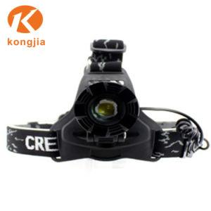 再充電可能なズームレンズの焦点はヘッドランプ車LEDのヘッドライトを調節する