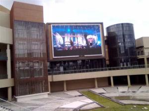 Outdoor pleine couleur P8 de la vidéo pour la publicité de l'écran à affichage LED