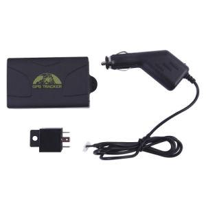 Resistente al agua mucho tiempo de espera el GPS vehículo Tracker 6000mAh Batería con la plataforma de rastreo