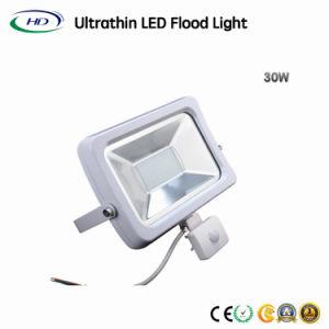 Energy-Saving 30W SMD het LEIDENE Licht van de Vloed met Sensor PIR