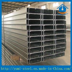 Sección C Purlin de metal para la construcción del techo de la estructura de acero de alta