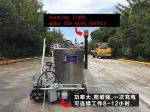自動熱可塑性の道マーキング機械