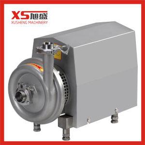 Pompa centrifuga sanitaria del commestibile di SS316L con la ventola Closed