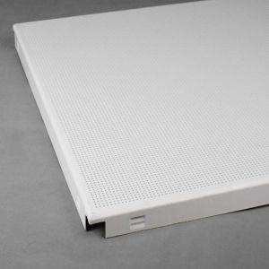 La Chine propre usine de revêtement en poudre de matériaux de construction en aluminium anti Ox les carreaux de plafond