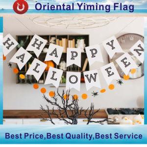 卸し売り装飾党ストリングはHalloweenの旗布のフラグにフラグを付ける