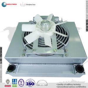 Cummins EngineまたはWeichaiのための銅のディーゼル発電機セットのラジエーター
