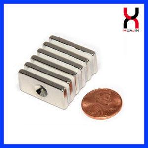 Neodimio permanente NdFeB della Cina rotondo/blocco/anello/arco/disco/cilindro/magnete svasato