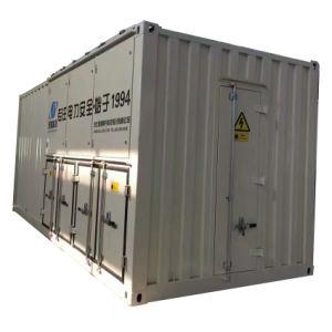 Fase 3 AC 3MW Variable dummy banco de pruebas de carga generador