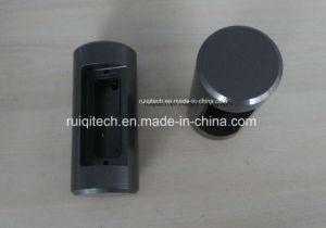 LED de aluminio mecanizado CNC de Adaptador de luz exterior