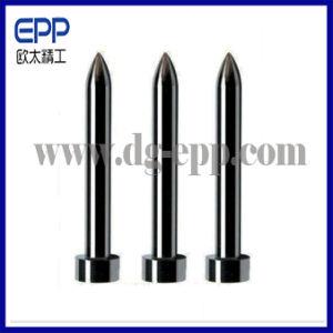 Punção de Aço de tungsténio kg7 85HRC Componentes do Molde